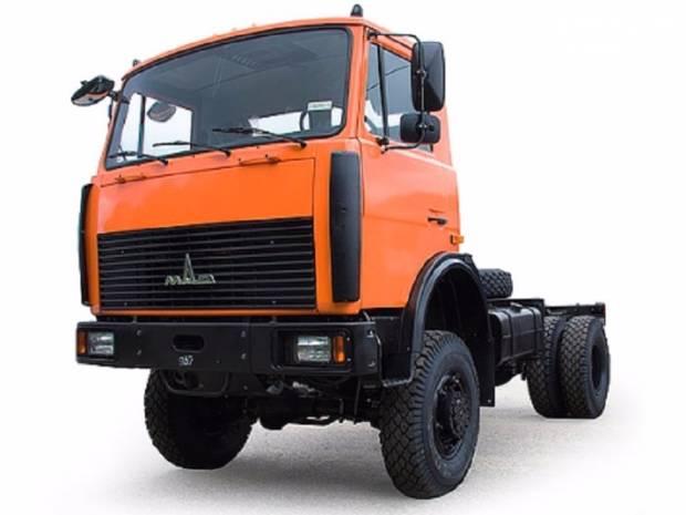 МАЗ 5434Х3 1 покоління Вантажівка