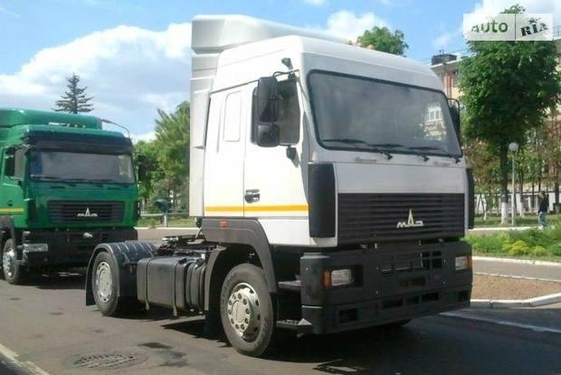 МАЗ 5440А8 1 покоління (рестайлінг) Тягач