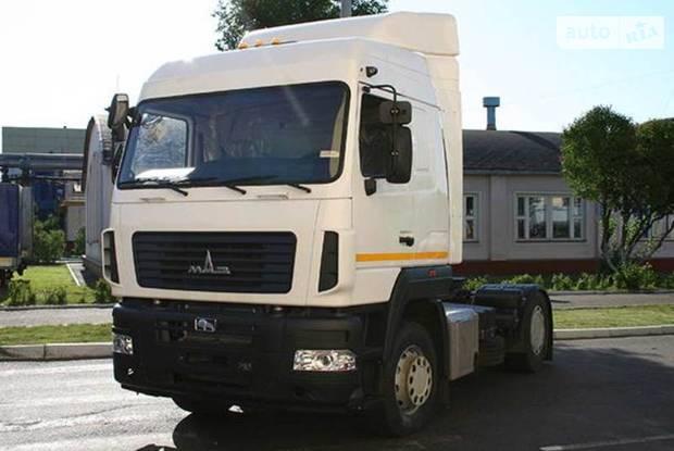 МАЗ 5440В5 1 покоління Тягач