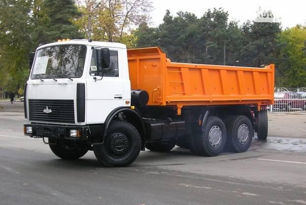 МАЗ 551605 1 покоління (рестайлінг) Самосвал