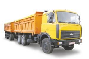 МАЗ 551608 1 покоління (рестайлінг) Самосвал