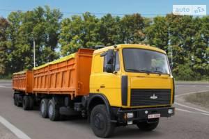 МАЗ 5516a8 1 покоління (рестайлінг) Самоскид