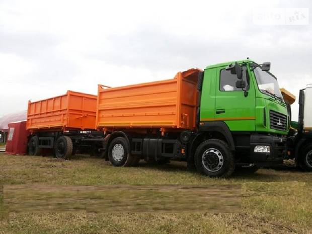МАЗ 5550М4