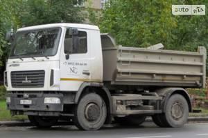 МАЗ 5550s5 1 покоління Самоскид