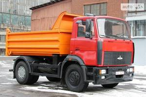МАЗ 555102 2 покоління Самоскид