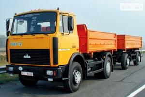МАЗ 5551a2 1 покоління Самоскид
