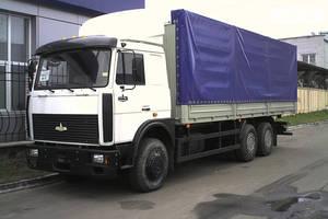 МАЗ 630305 1 покоління (рестайлінг) Борт