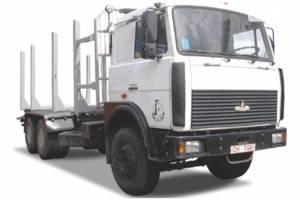 МАЗ 6303a8 1 покоління (рестайлінг) Сортиментовоз
