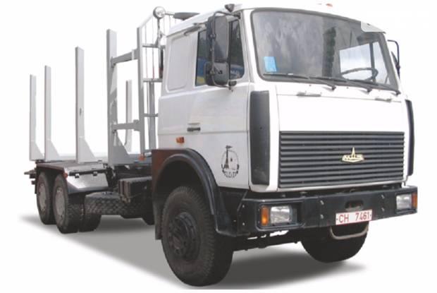 МАЗ 6303А8 1 покоління (рестайлінг) Сортиментовоз