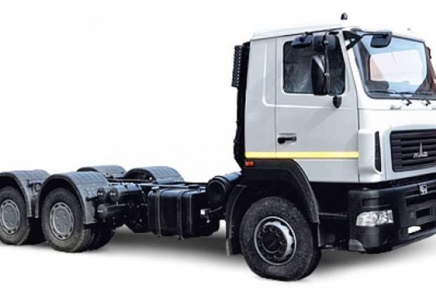 МАЗ 6312 1 покоління (рестайлінг) Вантажівка
