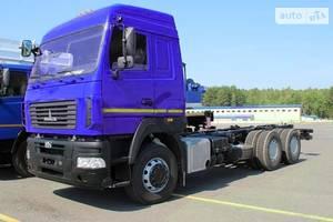 МАЗ 6312v3 1 покоління (рестайлінг) Шасси