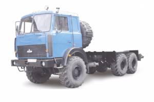 МАЗ 631705 1 покоління Грузовик
