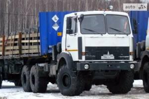 МАЗ 631708 1 покоління Вантажівка