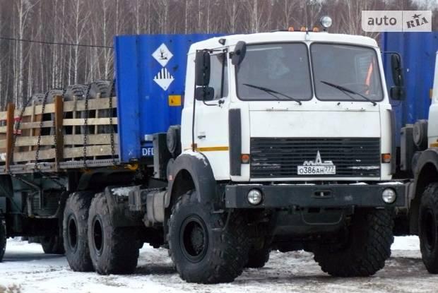 МАЗ 631708 1 покоління Грузовик