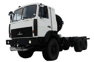 МАЗ 6317f5 1 поколение Шасси