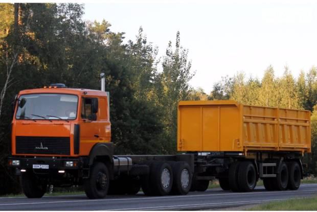 МАЗ 6317Х9 1 покоління Грузовик