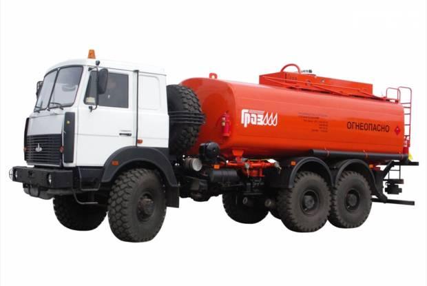 МАЗ 6317X5 1 покоління Грузовик