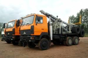 МАЗ 641808 1 покоління Сортиментовоз