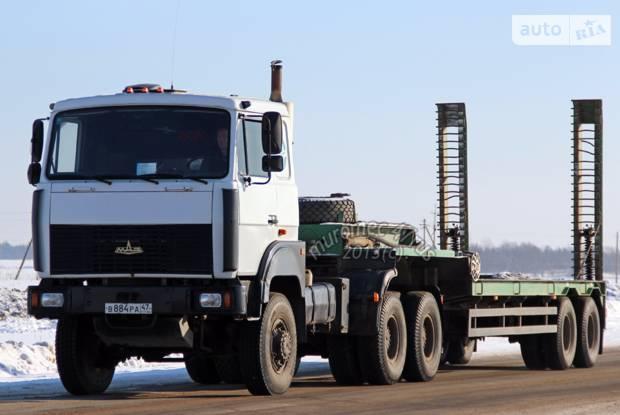 МАЗ 642508 1 покоління Тягач