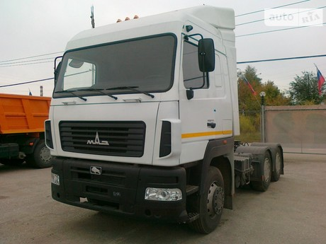 МАЗ 6430 2007