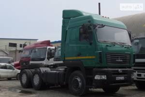 МАЗ 6430c9 1 покоління Тягач