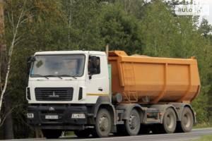 МАЗ 6516v8 1 покоління Самосвал