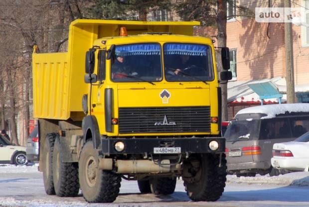 МАЗ 651705 1 покоління Самоскид