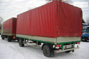МАЗ 837300 1 покоління Причеп