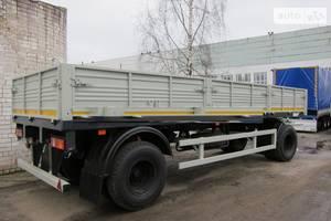МАЗ 870110 1 поколение Причеп