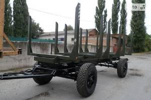 МАЗ 8925 1 поколение Причеп