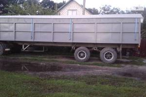 МАЗ 940100 1 поколение Прицеп