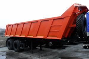 МАЗ 950600 1 покоління Напівпричеп