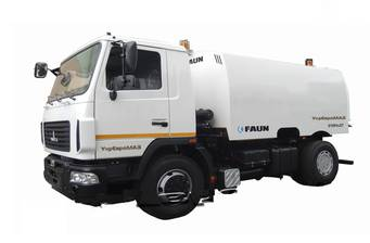 МАЗ 5917С2 F10 Faun 2018