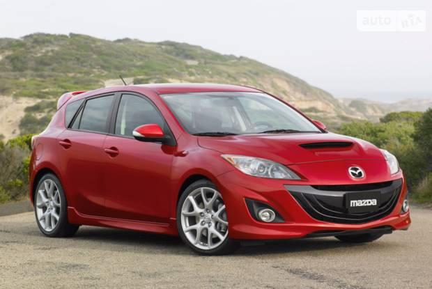 Mazda 3 BL (рестайлінг) Хэтчбек