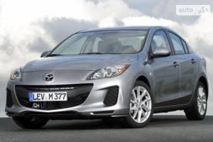 Mazda 3 BL (рестайлінг) Седан