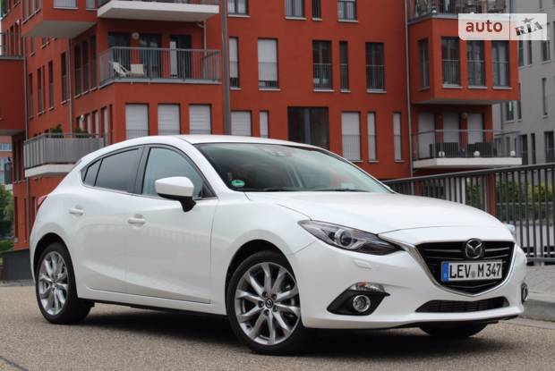 Mazda 3 BM Хэтчбек
