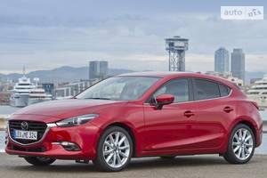 Mazda 3 BM (рестайлинг) Хэтчбек