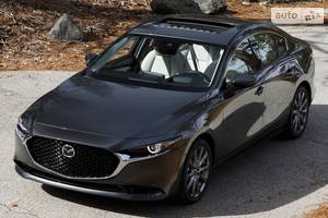 Mazda 3 4-е поколение Седан
