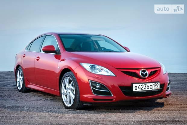 Mazda 6 GH (рестайлінг) Седан