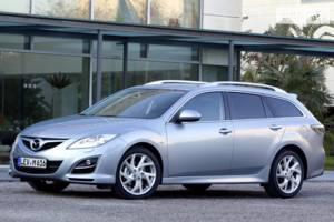 Mazda 6 GH (рестайлінг) Универсал