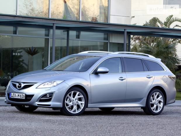 Mazda 6 GH (рестайлінг) Універсал