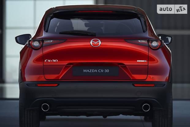 Mazda CX-30 100th Anniversary Edition