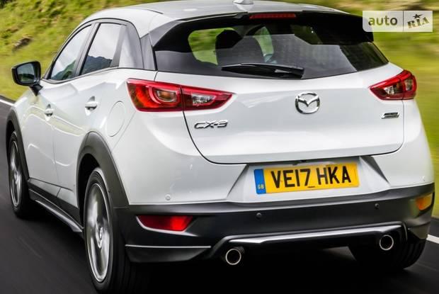 Mazda CX-3 Touring S+