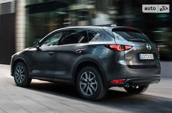 Mazda CX-5 2020 100th Anniversary Edition