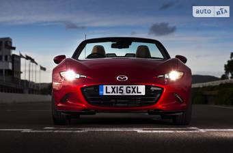 Mazda MX-5 2.0 SkyActiv-G MT (184 л.с.) 2021