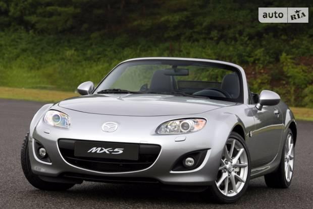 Mazda MX-5 NC2 Родстер