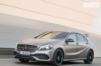 Mercedes-Benz A-Class A 180d MT (90 л.с.) 2018