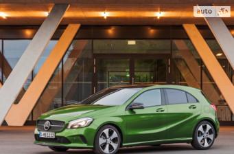 Mercedes-Benz A-Class 2013