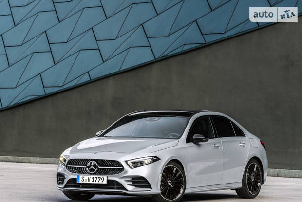 Mercedes-Benz A-Class V177 Седан
