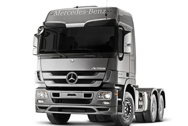 Mercedes-Benz Actros MP3 (рестайлинг) Вантажівка